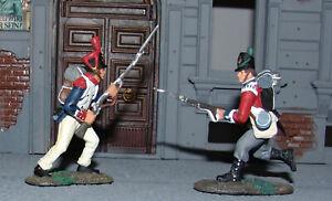 Britains 00153 Napoleonic  Wars,Waterloo Hand to Hand British V French