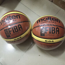 Molten Basketball GG6 PU Size 6 Indoor Outdoor Ball FIBA approved for Women use