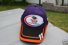 Ball Cap Hat - Raybestos NASCAR Rookie Yr 2006 Joe Gibbs FedEx Racing 11 (H844)