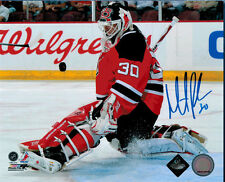 Martin Brodeur SIGNED New Jersey 8X10 Photo -70323