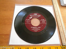1959 Jerry Wallace Challenge 45 Record 59047 Vg+ Primrose Lane