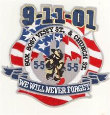 91101 Never Forget Vesey Church Street Patch