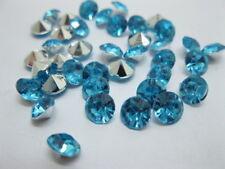 2000 Diamond Confetti 6.5mm Wedding Table Scatter