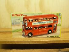 DINKY TOYS BOX ONLY - ROUTEMASTER BUS