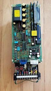 Fanuc Velocity Control Unit A06B-6047-H003 DC Servo Amplifer
