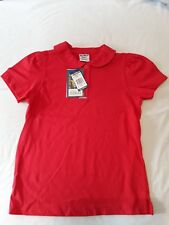 OshKosh B'gosh red t-shirt with collar and short sleeves age 6 yrs  BNWT