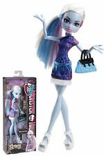 Monster High ABBEY BOMINABLE Doll Scaris City of Frights Travel Ghoul Original !