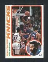 1978-79 Topps #5 Bob McAdoo NM/NM+ Knicks 120249