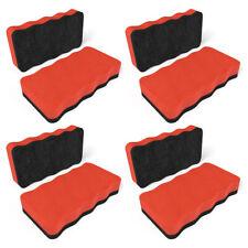 8 Pack Magnetic Dry Erase Board Erasers Whiteboard Dry Erase Marker Remover