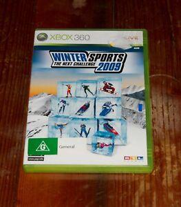 Winter Sports - The next Challenge 2009 - Xbox 360