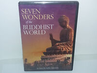 Seven Wonders Of The Buddhist World (DVD Region 1, PBS, Widescreen) Guaranteed