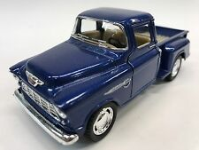 Chevy 55 Stepside Pick-up 1:32 Scale KT.5330 Blue