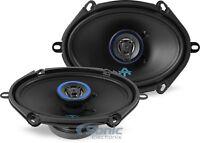 "AUTOTEK 250W 5"" x 7"" 2-Way ATS Series Coaxial Car Stereo Speakers | ATS5768CX"
