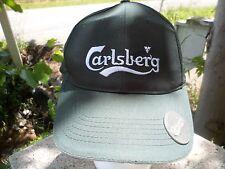 Carlsberg Green Baseball Hat Cap Euro 2012 Poland Ukraine w/ Bottle Opener New