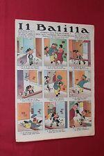rivista a fumetti IL BALILLA Supplemento Popolo d'Italia ANNO XIII N.26 (1935)