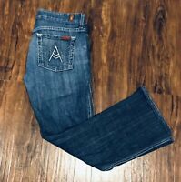 7 For All Mankind A Pocket Jeans Size 30 / 27