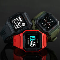 Smart Watch Sports Watch Blood Pressure Heart Rate Monitor for Android IOS Phone