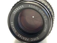 Pentax K SMC 50mm 1:1.4 - auch digital adaptierbar #1028429-18