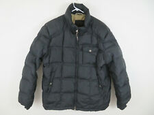 J Crew Expedition Down Hood Mens Quilted/Puffer Winter Jacket Extra Warmth Sz XL