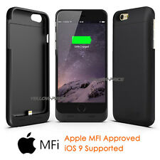 iPhone 6+ 6S+ Plus Battery Case MFI Portable Charger 4000mAh External Power Bank