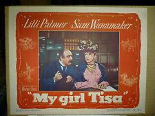 MY GIRL TISA, orig 1948 LC #2 (Lilli Palmer)
