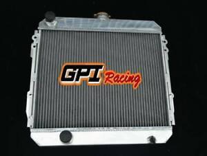 FOR TOYOTA HILUX PICKUP LN30/LN40/LN46/RN46 2.2L DIESEL/2.0L GAS 78-88 RADIATOR