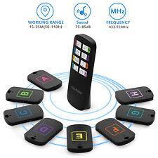 9 In 1 Key Finder Wallet Lost Alarm Remote Wireless RF Locator Tracker Gift