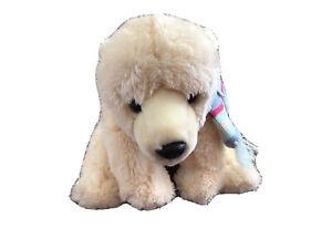 """11""""x 6"""" Keel Toys Polar Bear"""