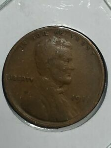 1911  Lincoln Wheat Cent -  Very Nice Circulated #14169