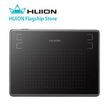 Huion H430P Battery-Free Graphic Drawing 4096 Pen Tablet 4 Hot Keys for OSU Game