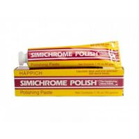 Simichrome Silver Polish 1.76oz 390050 All Metal Polishing Paste Bakelite Test