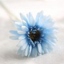 10pcs 55cm Cutest Artificial Silk Gerbera Daisy Flower Stem Home Garden Wedding
