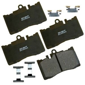 Disc Brake Pad Set-Stop Ceramic Brake Pad Front Bendix fits 01-06 Lexus LS430