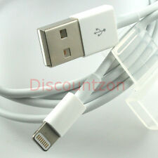 Original Apple Lightning to USB/Charger Cable for iPhone 6S 6 Plus 5S 5C 5 iPod