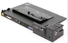 Lenovo Thinkpad Dock 4337 Docking Station 45N5887 T420 X220 T510 USED / NO AC