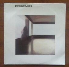 (DIRE STRAITS-DIRE STRAITS)-album is a set of bluesy rockers-D7-LP