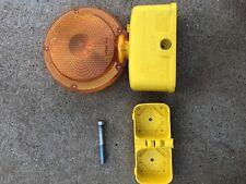 LED barricade light 6 Volt V6