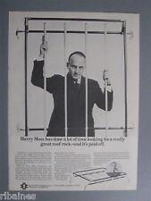 R&L Ex-Mag Advert: Harry Moss Roof Rack / Chrysler Barracuda
