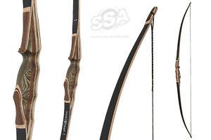 Bucktrail BlackHawk 2018 Flatbow for traditional/field archery