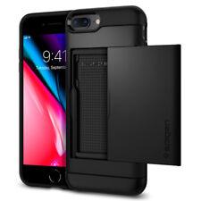 Apple iPhone 8 Plus / 7 Plus Spigen® [Slim Armor CS] Card Slot Shockproof Case
