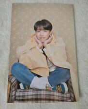 BTS - MAP OF THE SOUL: PERSONA Official Postcard J-Hope Hobi Kpop