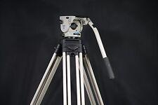 Vinten Vision 6 Complete Tripod/Fluid Head System for Panasonic AG-HPX300