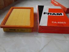 FIAT UNO air filter FRAM CA4563