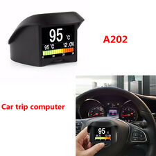 16pin Mini Car OBD Smart Digital Trip Computer Early Alarm Fault Multi-Function
