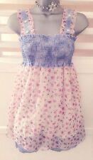 Unbranded Chiffon Tunic Regular Size Dresses for Women