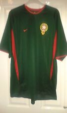 Mens Football Shirt - Morocco - African National Team - Training Nike - Green L
