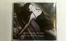MARIAH CAREY MI TODO BUTTERFLY LATIN REMIXES 5 Track Maxi CD Mexico