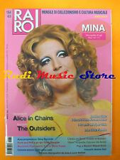 rivista RARO 164/2005 Mina Alice In Chains Outsiders Fiorello Miguel Bose' No cd