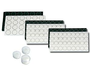 Gem Jars Tray Liners Gemstone Jars Gems Organizer 24~36~50 Gemstone Jar Liners