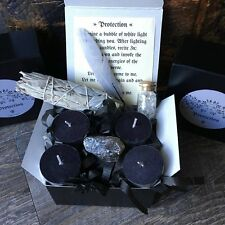 Protection Box Wicca Pagan Goddess